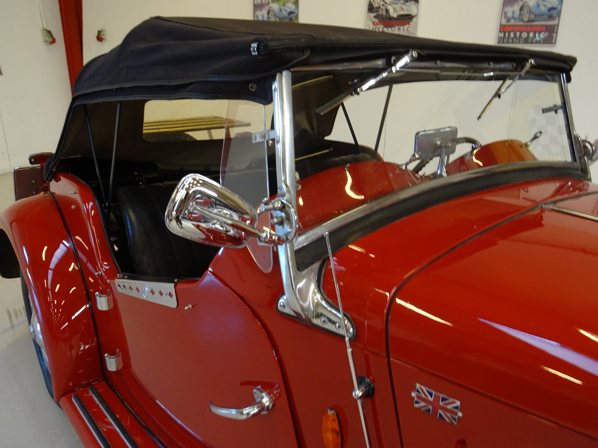 1950 MG TD – Matching numbers car For Sale (picture 13 of 24)