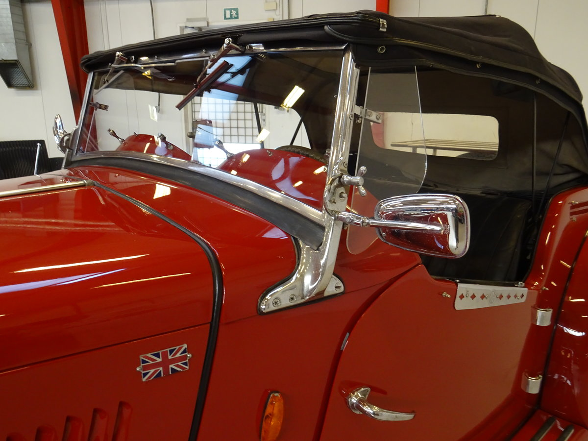 1950 MG TD – Matching numbers car For Sale (picture 14 of 24)