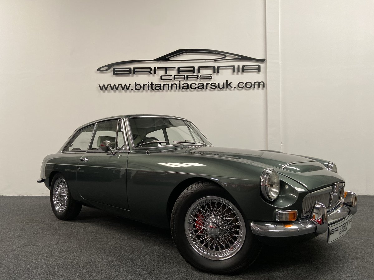 Picture of 1969 MG C GT The very best in the world SALVAGE HUNTERS For Sale