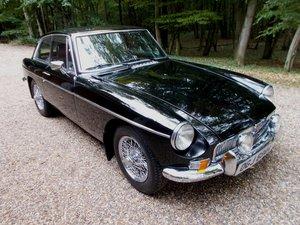 MGB GT 1980 Chrome Conversion  For Sale