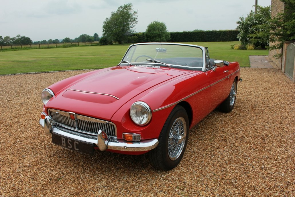 1968 MG C ROADSTER  For Sale (picture 6 of 17)