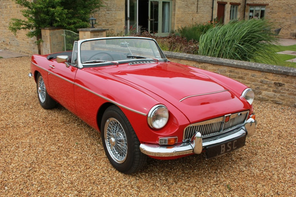 1968 MG C ROADSTER  For Sale (picture 9 of 17)