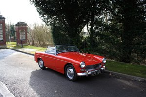 MG Midget Mk1, 1963.  Rare example with sliding windows