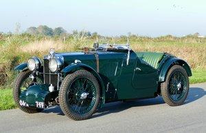 MG J2 Supercharged 1933