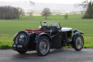 1934 MG PA uprated to 939cc