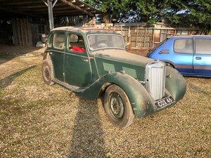 MG YA 1947/48 Project SOLD