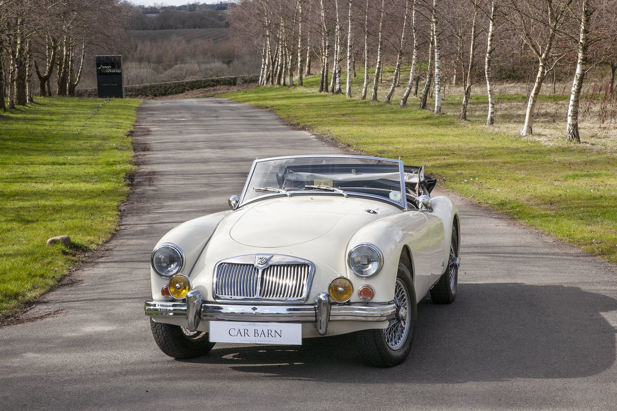 1960 MGA 1600 Roadster  For Sale (picture 1 of 6)