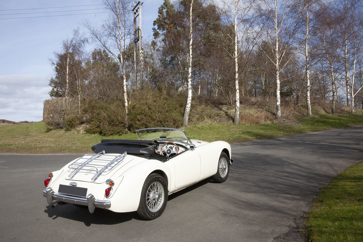 1960 MGA 1600 Roadster  For Sale (picture 4 of 6)