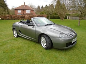 Picture of 2004 MG TF  SOLD