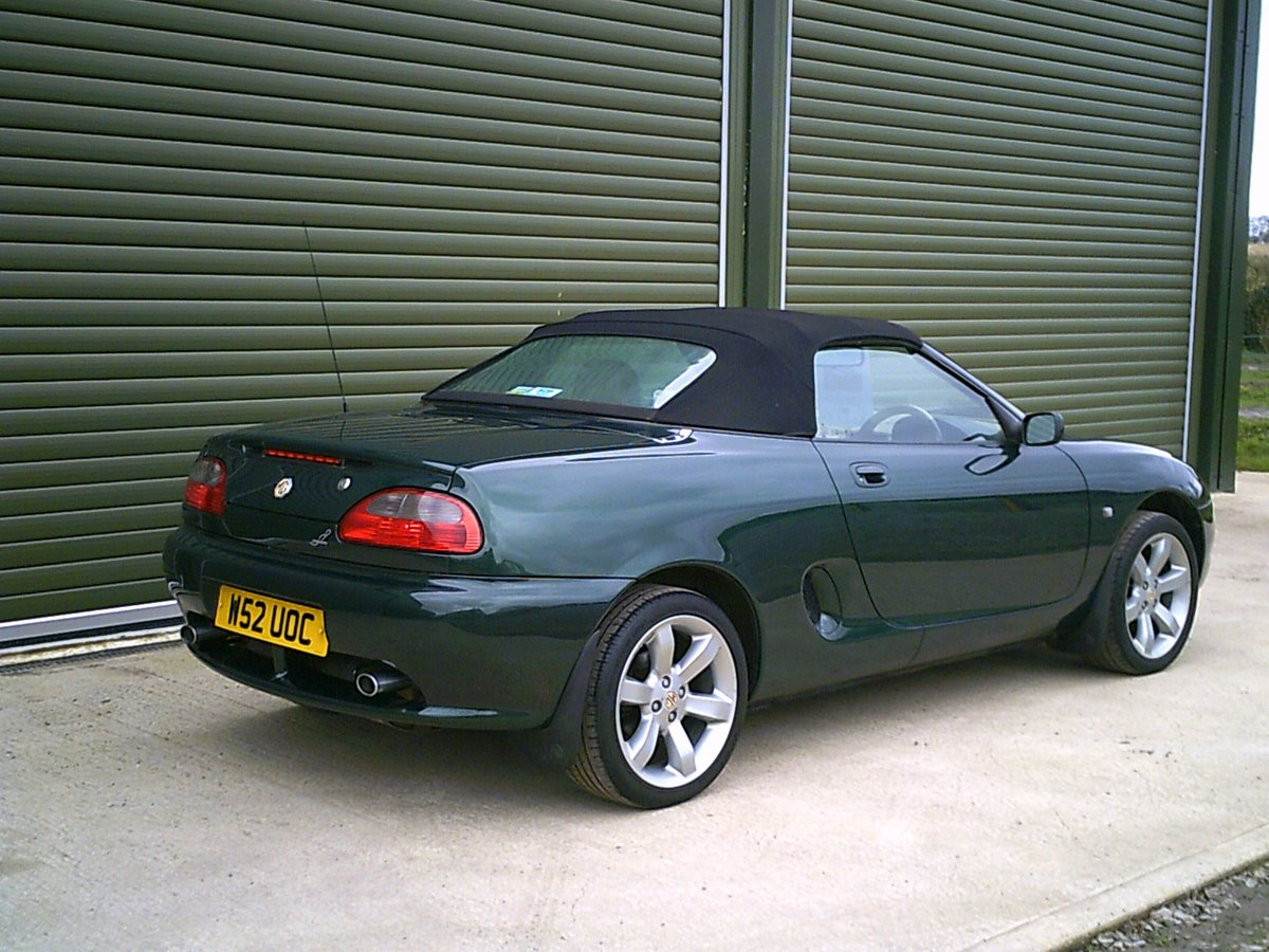2000 MGF VVC SOLD (picture 2 of 6)