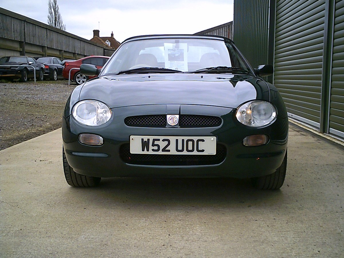 2000 MGF VVC SOLD (picture 4 of 6)