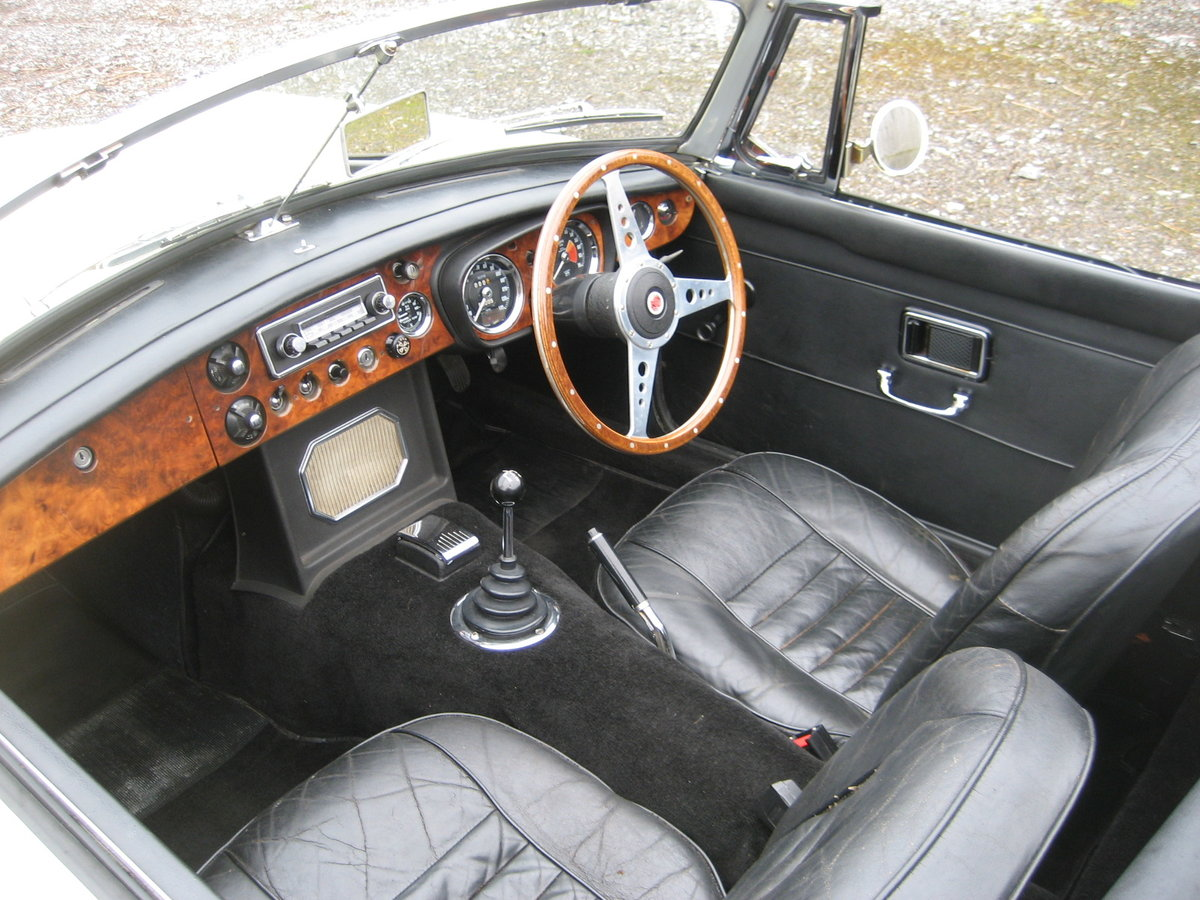 1969 MGC Roadster For Sale (picture 4 of 6)