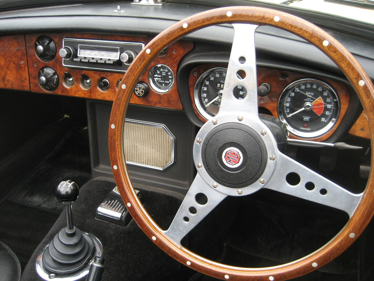 1969 MGC Roadster For Sale (picture 6 of 6)