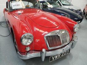 MGA Coupe 1958