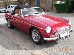 Picture of 1973 MGB Roadster For Sale