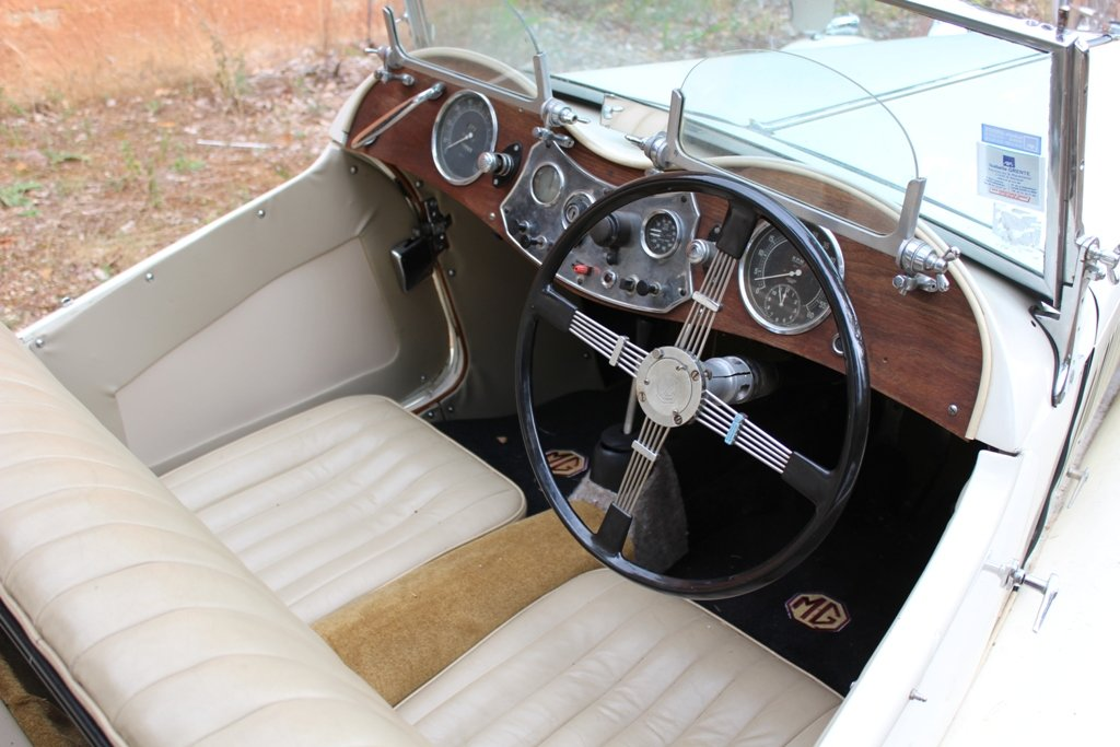 1947 MG TC Prep. Laystall & Lucas For Sale (picture 3 of 4)