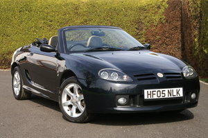 2005 MG TF 1.6 16v 115 For Sale