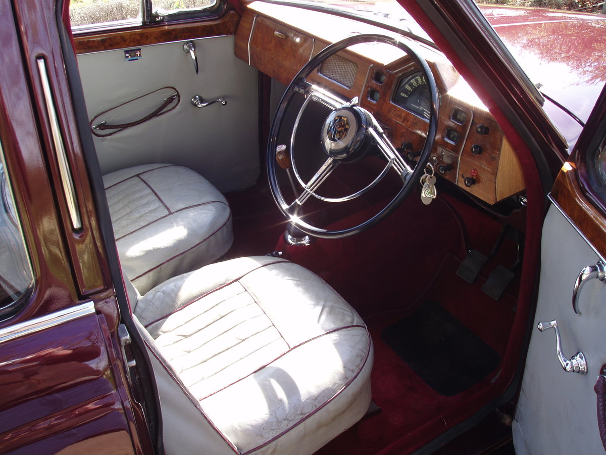 1955 MG ZA Magnette For Sale (picture 3 of 6)