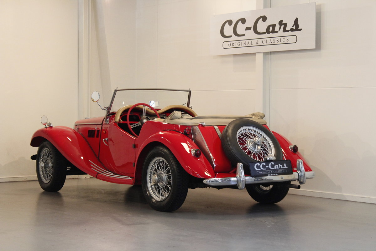 1954 MG TF 1250 Roadster For Sale (picture 2 of 6)