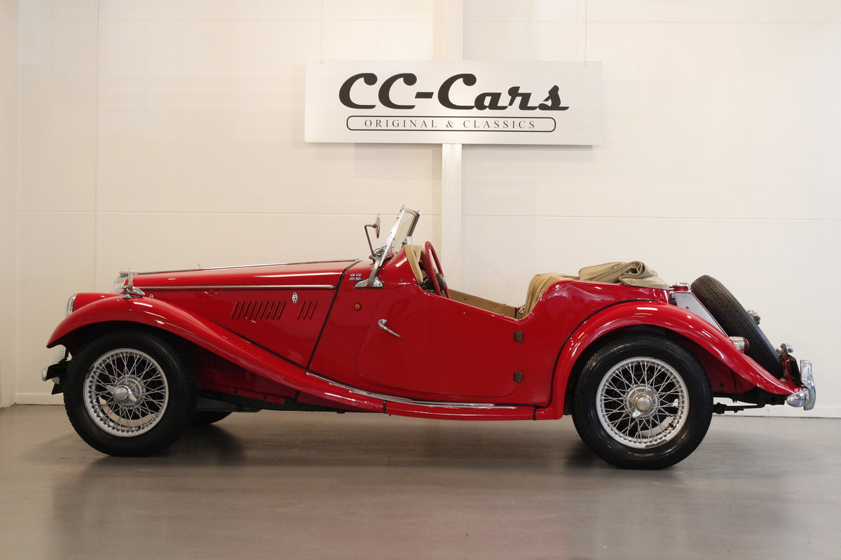 1954 MG TF 1250 Roadster For Sale (picture 3 of 6)