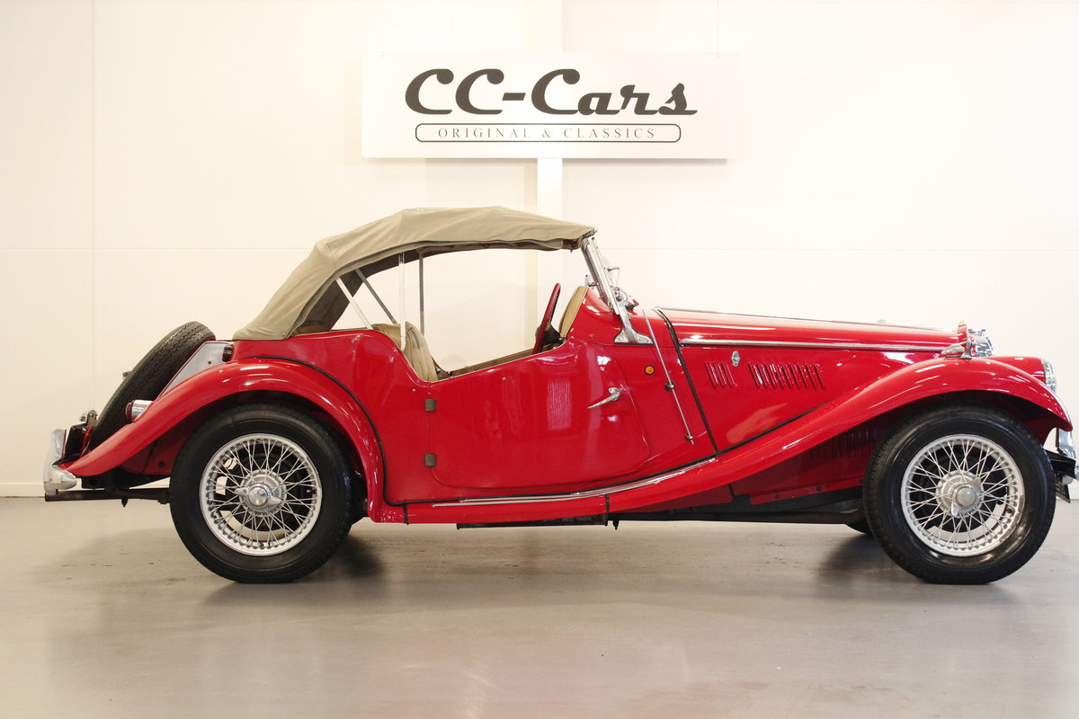 1954 MG TF 1250 Roadster For Sale (picture 4 of 6)