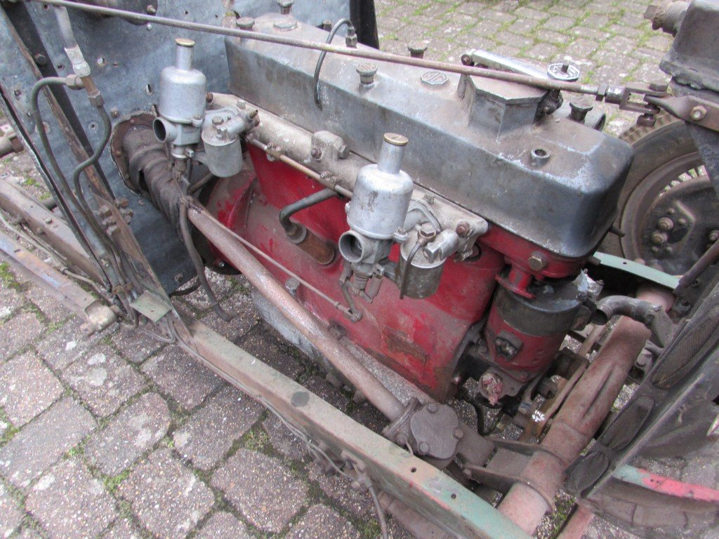 1934 MG N Magnette Rolling Chassis SOLD (picture 6 of 6)