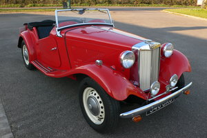1953 MG TD Midget For Sale by Auction
