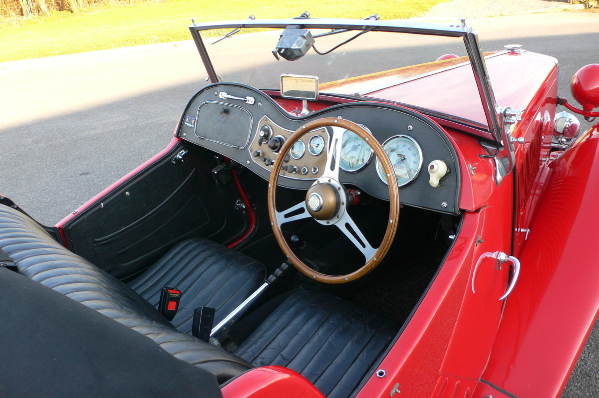 1953 MG TD Midget For Sale by Auction (picture 4 of 6)