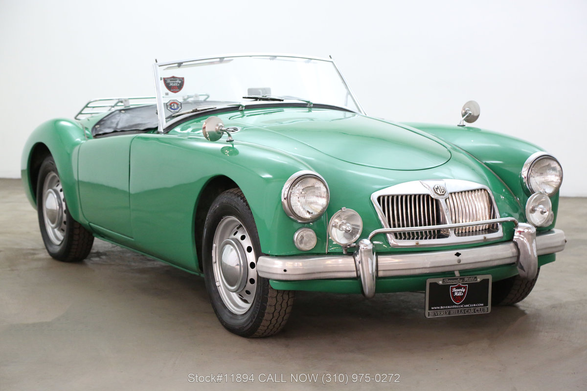 1962 MG A 1600 MKII For Sale (picture 1 of 6)