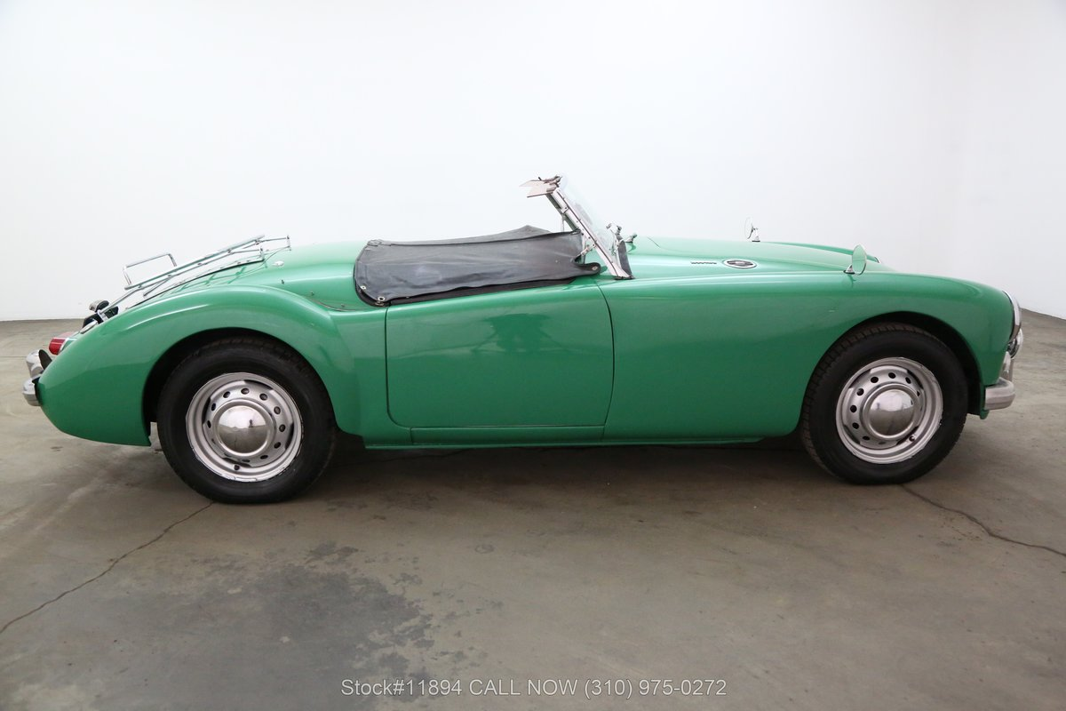 1962 MG A 1600 MKII For Sale (picture 2 of 6)
