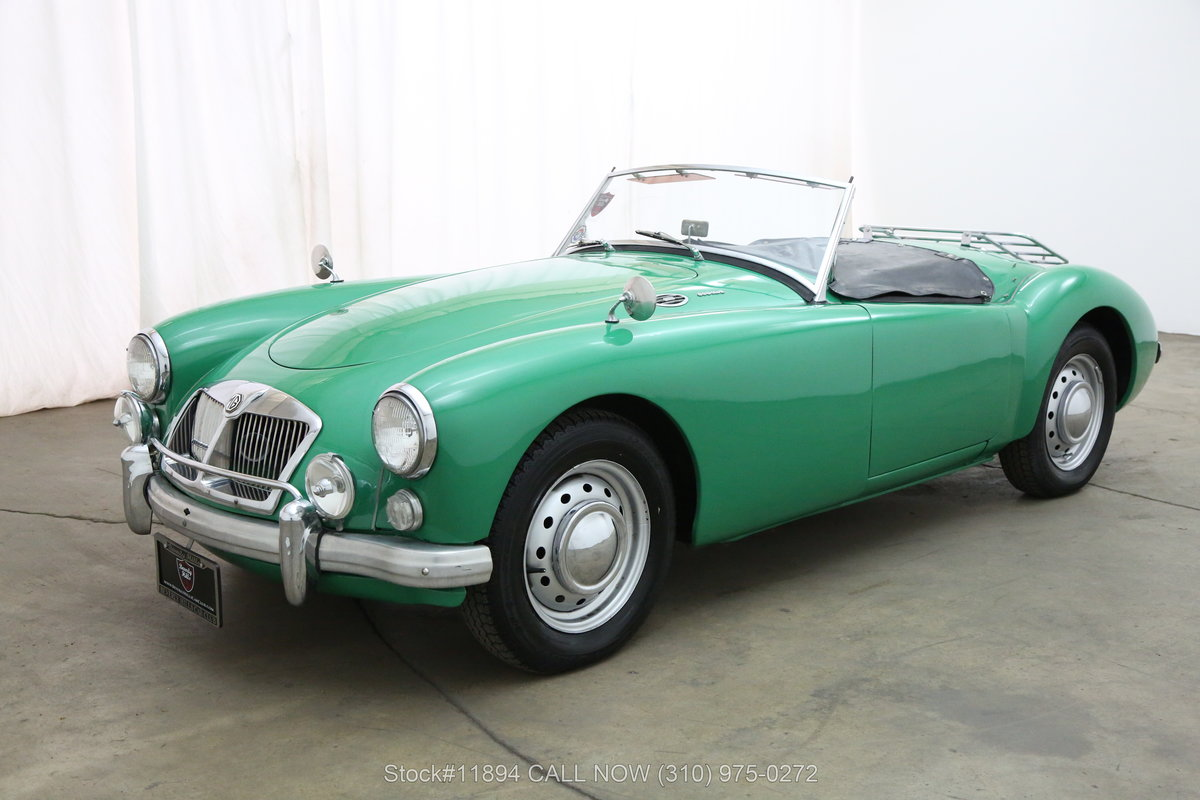 1962 MG A 1600 MKII For Sale (picture 3 of 6)