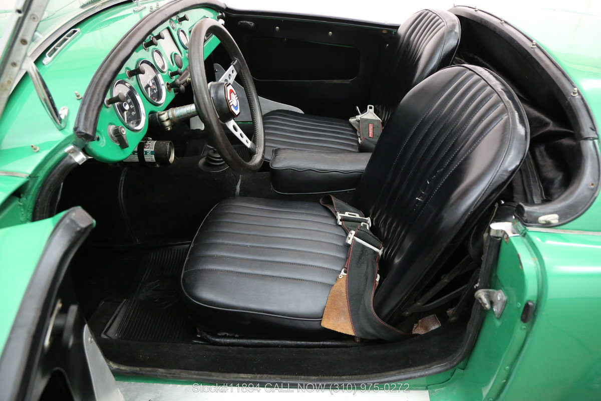 1962 MG A 1600 MKII For Sale (picture 4 of 6)