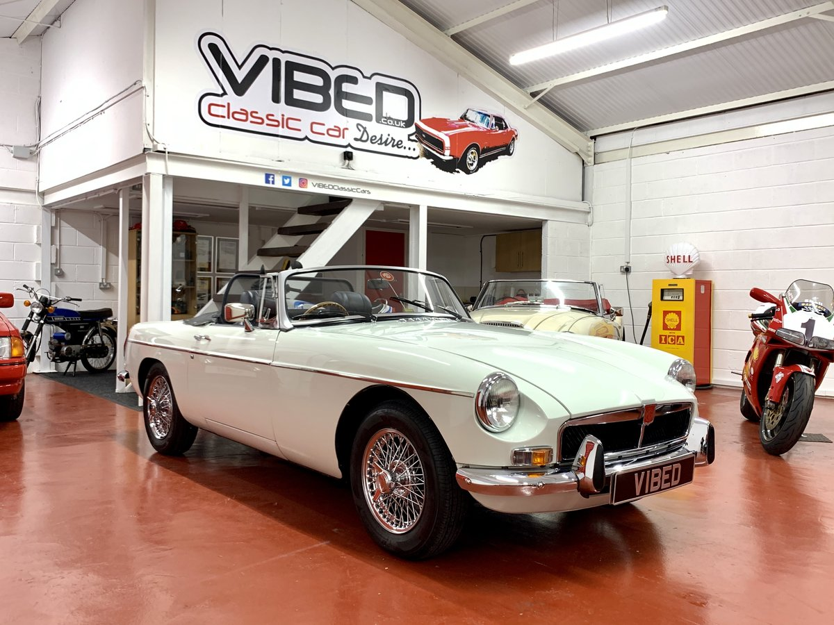 1974 MGB Roadster / NOW SOLD SIMILAR STANDARD CLASSICS REQUIRED SOLD (picture 1 of 6)