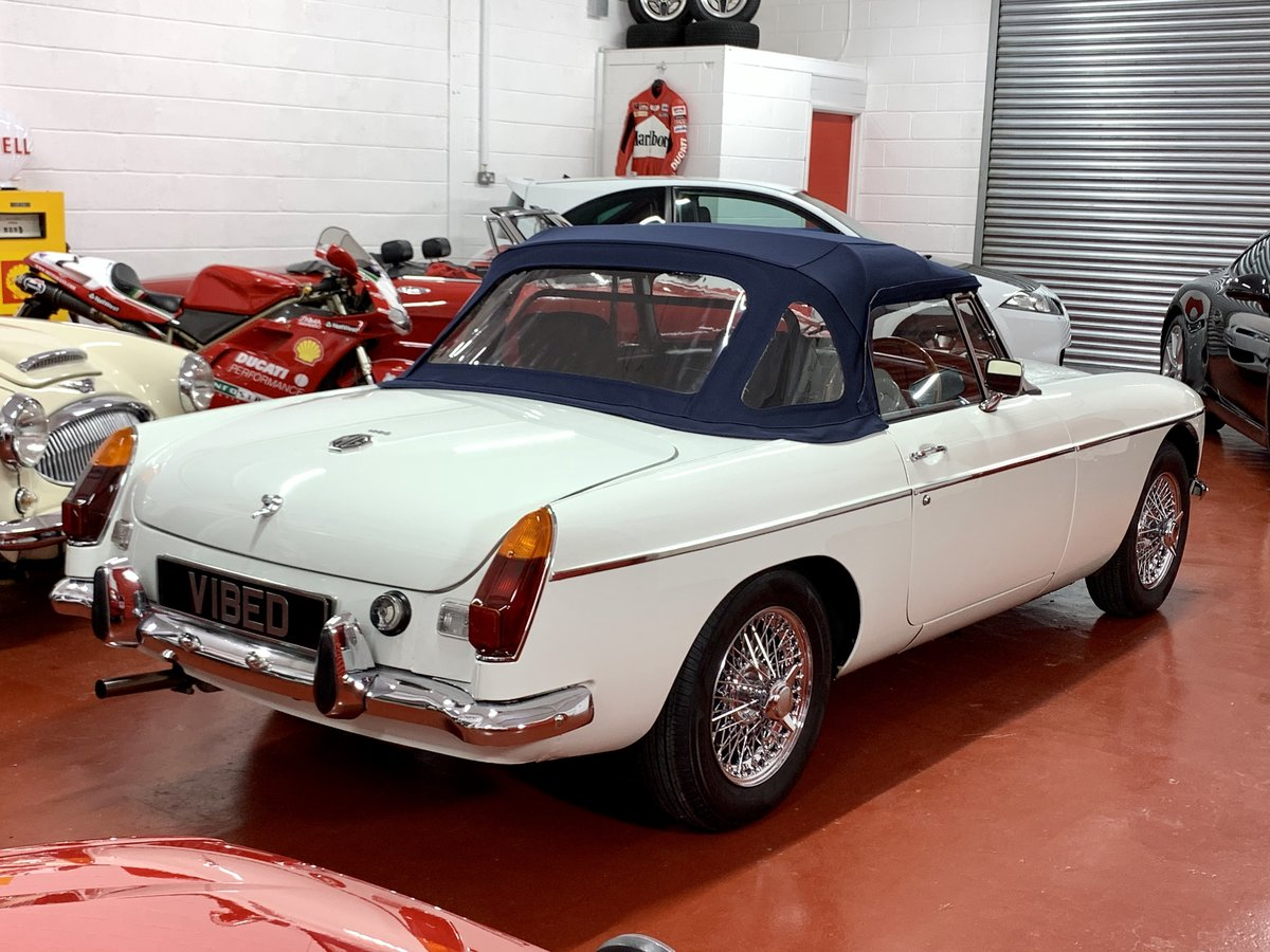1974 MGB Roadster / NOW SOLD SIMILAR STANDARD CLASSICS REQUIRED SOLD (picture 2 of 6)