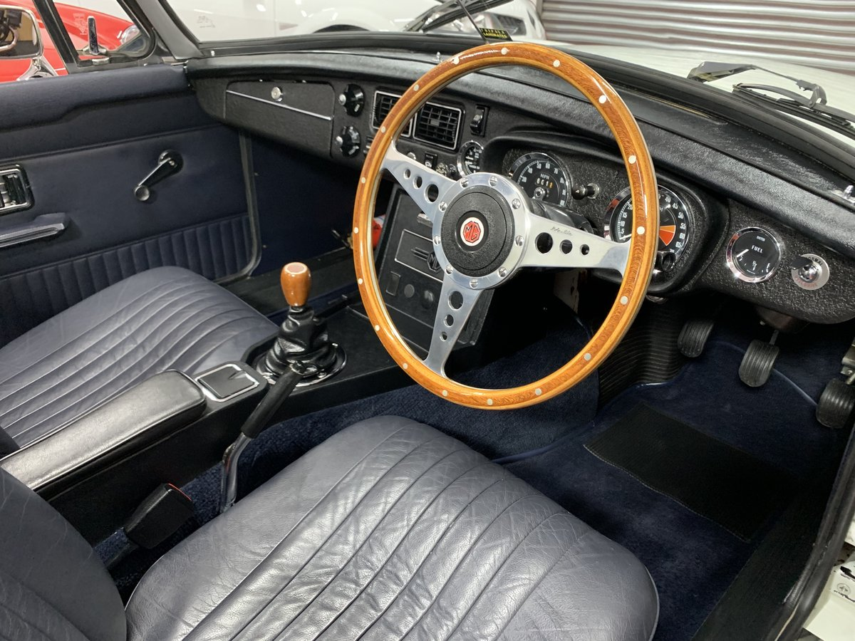 1974 MGB Roadster / NOW SOLD SIMILAR STANDARD CLASSICS REQUIRED SOLD (picture 4 of 6)
