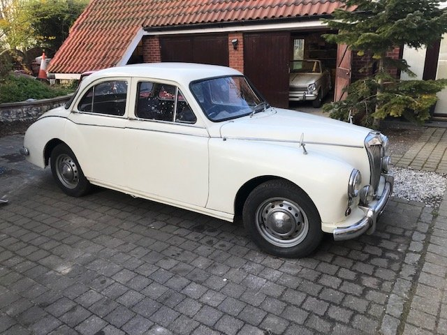 1957 Mg magnette zb varitone SOLD (picture 3 of 6)