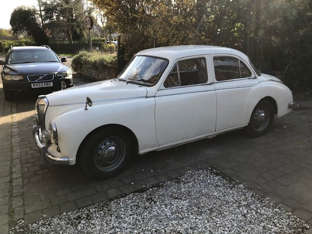 1957 Mg magnette zb varitone SOLD (picture 4 of 6)