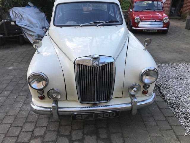 1957 Mg magnette zb varitone SOLD (picture 5 of 6)