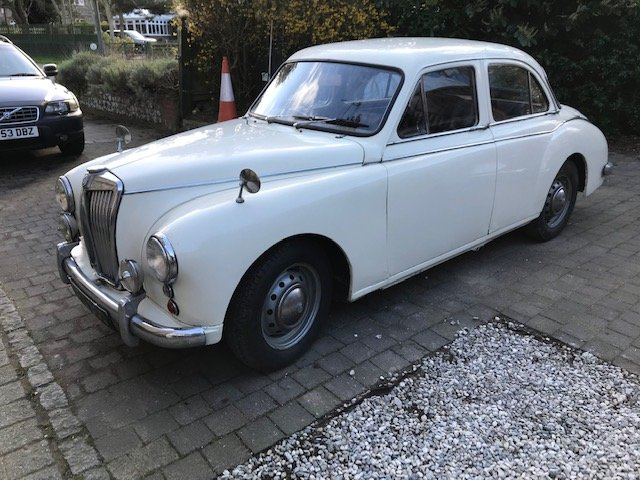 1957 Mg magnette zb varitone SOLD (picture 6 of 6)