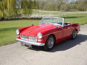 1965 (C) MG Midget 1098cc