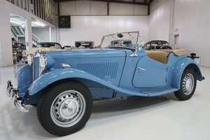 1953 MG TD Roadster  For Sale