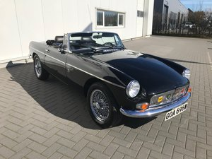1980 MGB SEC Turbo special edition in top condition