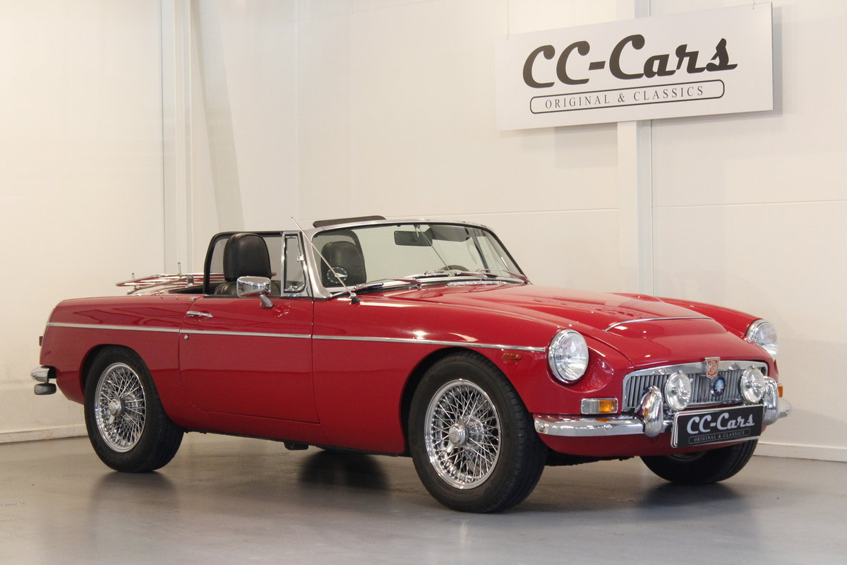 1969 MG C Roadster For Sale (picture 1 of 6)