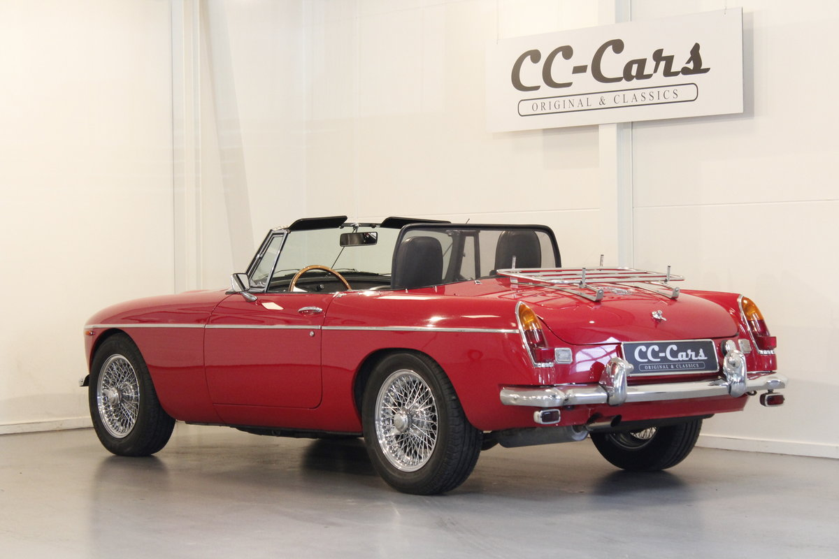 1969 MG C Roadster For Sale (picture 2 of 6)