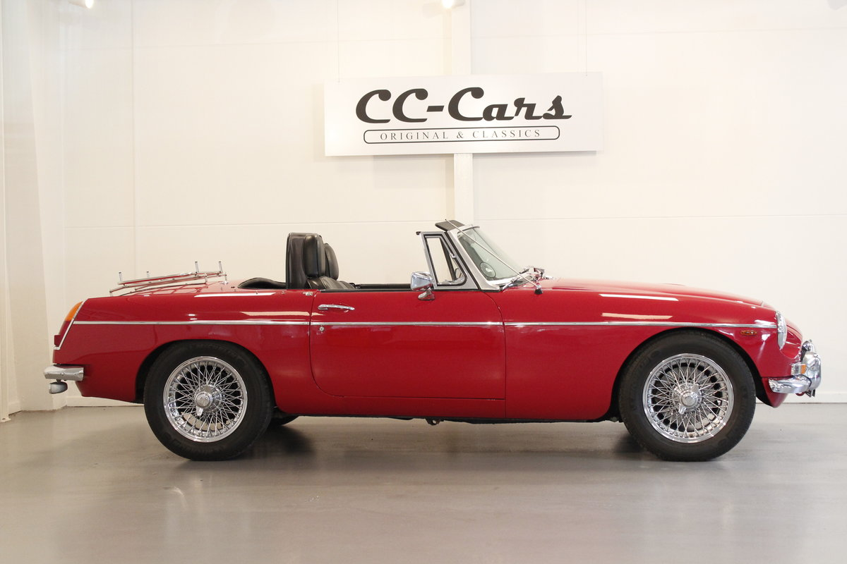 1969 MG C Roadster For Sale (picture 3 of 6)