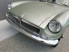 1968 MGB GT  Clean Full Restored Jade(~)Black  $20.9k For Sale (picture 6 of 6)