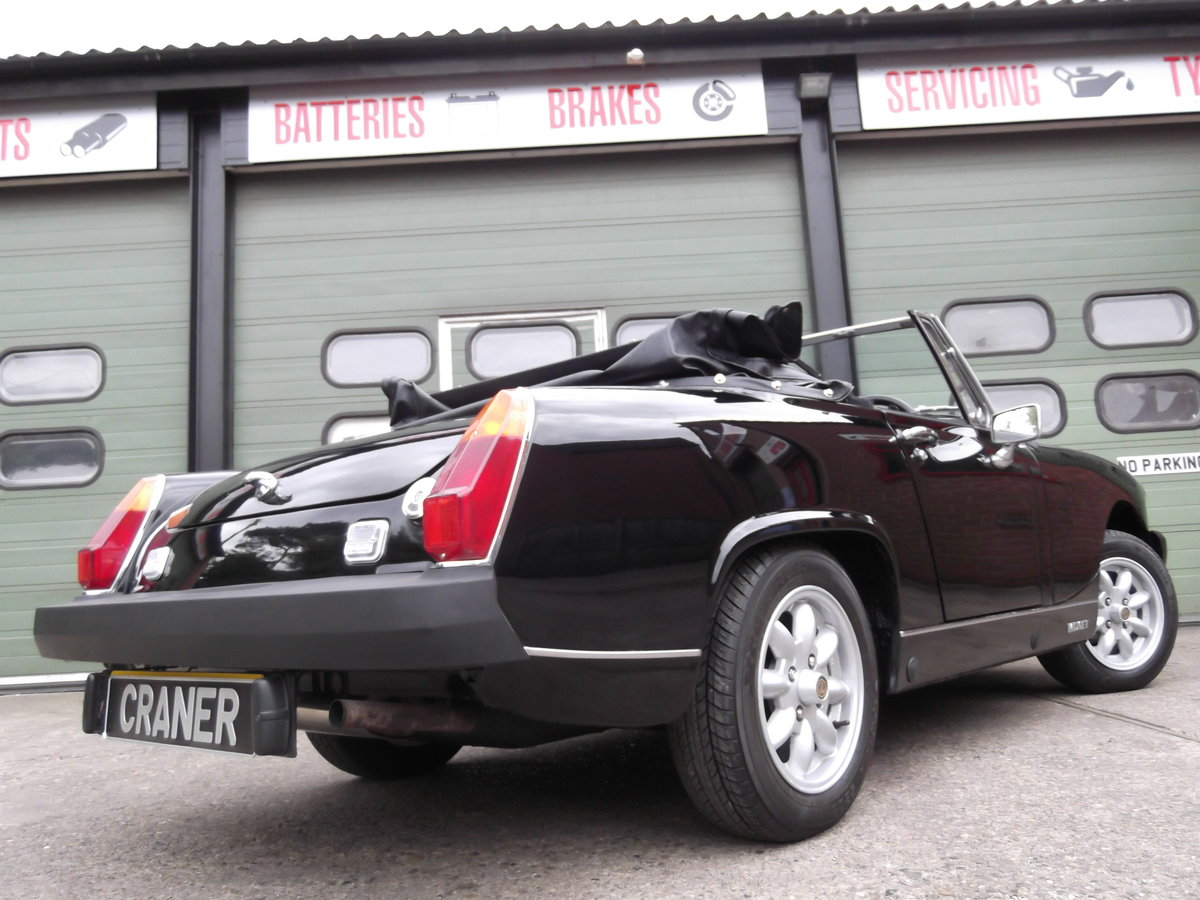 1980 MG Midget 1500 Sport For Sale (picture 1 of 6)