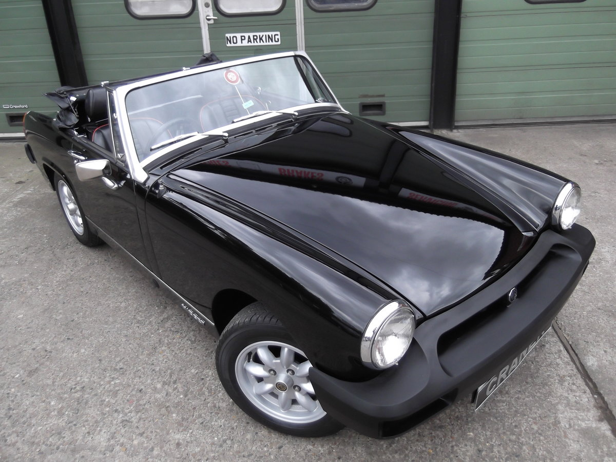 1980 MG Midget 1500 Sport For Sale (picture 2 of 6)