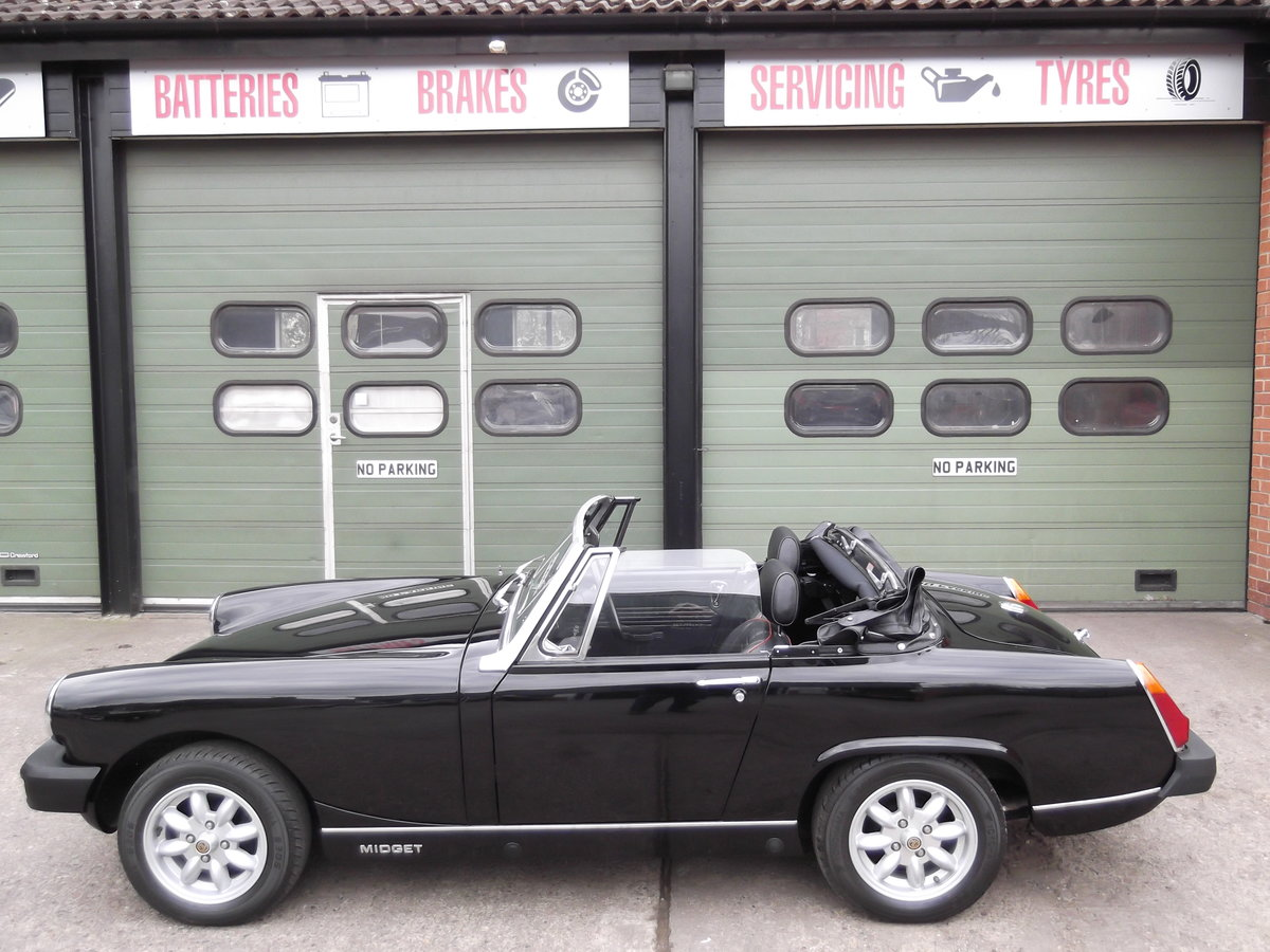 1980 MG Midget 1500 Sport For Sale (picture 3 of 6)