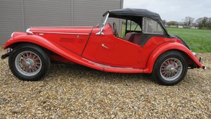 1954 MG TF LEFT HAND DRIVE, For Sale